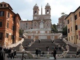 """ROME AND THE VATICAN TOUR"" - SHORE  EXCURSIONS  IN  ITALY"